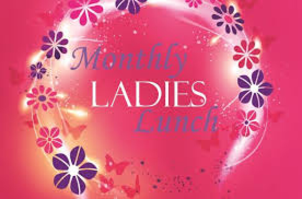 Ladies Monthly Lunch